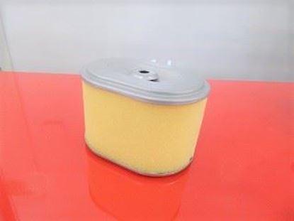 Bild von vzduchový filtr do Bomag vibrační deska BP 15/36 motor Honda GX 160 částečně ver2 filter filtre