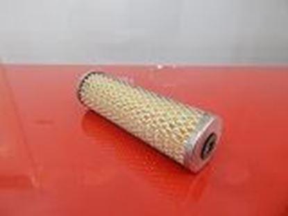 Obrázek palivový filtr pro Bomag vibrační deska BPR 55D motor Hatz E780