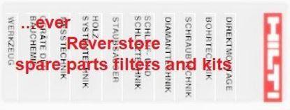 Imagen de HILTI Explosionszeichnung en pdf Stückliste n Ersatzteilliste spart part list Reparaturanleitung en repair list on CDROM CD rom CD-ROM auf CD Rom