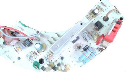 Obrázek elektronik pro Hilti TDAVC40U TDAVC40 TDA-VC40 TDA-VC 40U TDA VC 40 U TDA-VC 30 40 60 212918 elektronika electronic unit tdavc60 steuerplatine ersatzteil spare part piece de rechange service ersatzteil reparatur