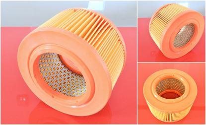 Imagen de vzduchový filtr do Hatz motor Supra 1D30 1D31 1D20 1D40 1D41 1D41S 1D50S 1D50 04030100 air filter filtre filtrato nahradí originál Hatz 04030100 04030100873 Bomag 05727220 Wacker 0104455 Dynapac 239328 filtre