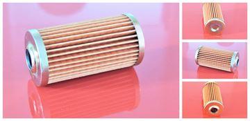 Picture of palivový filtr do Airman minibagr AX 15 motor Isuzu 3KC1 částečně VER1 filter filtre