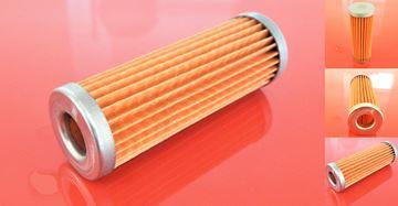 Picture of palivový filtr do Airman minibagr AX 15 motor Isuzu 3KC1 částečně VER2 filter filtre