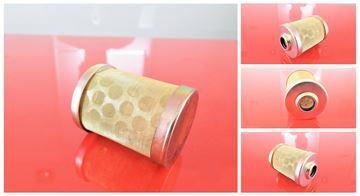 Obrázek palivový odlučovač vody do Hanix N 150-2 motor Mitsubishi K3B filter filtre