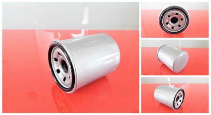 Image de olejový filtr pro Airman minibagr AX33 motor Kubota D1503 filter filtre
