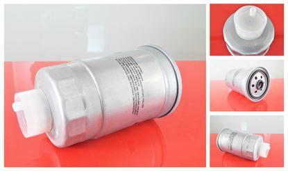 Obrázek palivový filtr do Atlas-Copco XAS 66 D/DdG od RV 1999 motor Deutz F3M1011F filter filtre