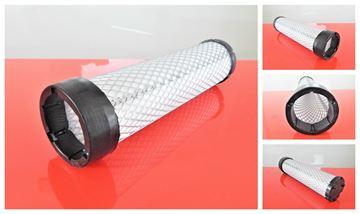 Obrázek vzduchový filtr patrona do Ammann válec AC 90 - serie 90585 filter filtre