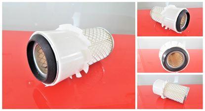 Bild von vzduchový filtr do Kubota minibagr KH 31 KH31 motor Kubota Z600KW3 filter filtre