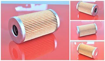 Obrázek palivový filtr do Takeuchi minibagr TB 80 FR motor Yanmar do serie 17820256 filter filtre