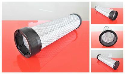 Obrázek vzduchový filtr patrona do Case 40 XT motor Case 4-390 Diesel filter filtre
