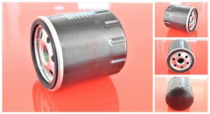 Obrázek olejový filtr pro minibagr JCB 803 motor Perkins 103/5 filter filtre