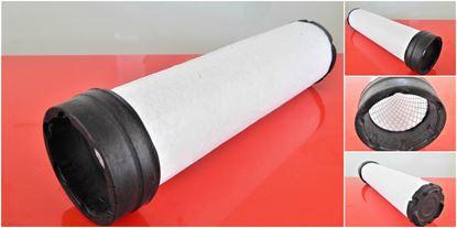 Obrázek vzduchový filtr patrona do Ammann válec AC 70 od serie 705101 filter filtre