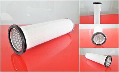 Bild von vzduchový filtr patrona do Bobcat nakladač S130 (K) S130 od RV 2004 motor Kubota V2203TE/V2203MDI filter filtre - nahradí originál Bobcat 6598362