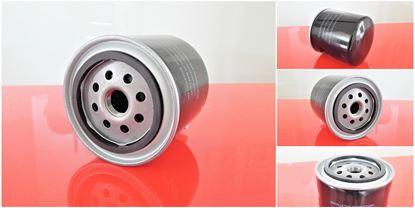 Obrázek olejový filtr pro Bobcat nakladač AL 440 motor Kubota V 3300-DI-T filter filtre