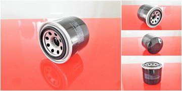 Obrázek palivový filtr do Neuson 3002 H motor Kubota D 1105 filter filtre