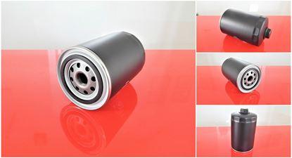 Obrázek olejový filtr pro Kubota minibagr KH 18 motor Kubota S 2200D filter filtre