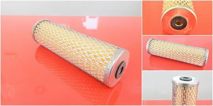 Obrázek palivový filtr do Bomag vibrační deska BPR 55D motor Hatz E780 filter filtre