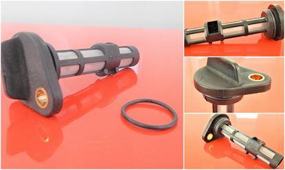 Bild von olejový filtr pro Bomag BPR 40/45 D motor Yanmar (59625) BPR40/45 těsnění filter filtre