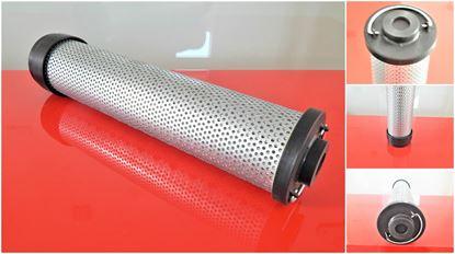 Bild von hydraulický filtr pro Neuson 50Z3 od serie AH00579/AJ02777 motor Yanmar 4TNV88-BPNS (56848) i pro HY13624 WISMET WHE23823 BUSSE & KUNTZE HE6227 SENNEBOGEN 054523 filter filtre