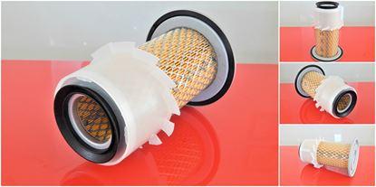Imagen de vzduchový filtr do Ammann válec ASC 150 motor Cummins filter filtre