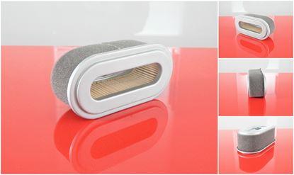Изображение vzduchový filtr do Ammann APF 1240 motor Robin-Subaru EX 13 filter filtre