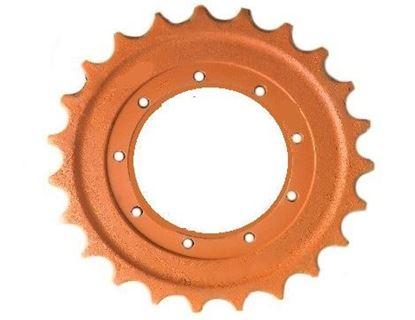 Image de pignon turas roue motrice pour Case CK28 CK28 sprocket