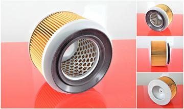 Immagine di air filter fits Weber CR1 CR-1 / CR-7 CR7 / engine Lombardini 15LD225 / 15LD440