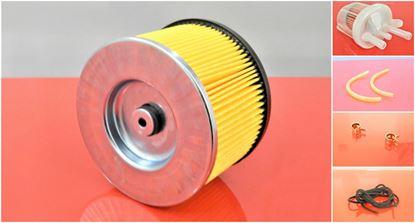 Bild von sada filtrů do vibrační desky Bomag BPR 25/45D-3 Hatz 1B20 BPR25/45D3 BPR 25/45 D-3 BPR 25/50 D BPR25/50 D filtr filter filtre filtro set satz kit service servis reparatur wartung