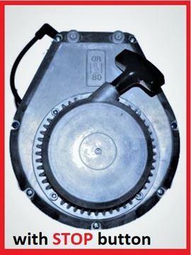 Bild von Neuer kompletter Motor für Wacker Neuson WM80 mit STOP-Taste - für Serie bis Baujahr 2011 for serie BS-Y und für BS500 BS600 BS700 BS50-2 BS60-2 - ersetzt die Original-Referenznummer 0112397 WM80