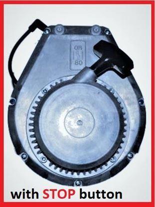 Imagen de Nuevo motor completo para Wacker Neuson WM80 con botón DETENER - para series hasta el año 2011 para series BS-Y y para BS500 BS600 BS700 BS50-2 BS60-2 - reemplaza el número de referencia original 0112397 WM80