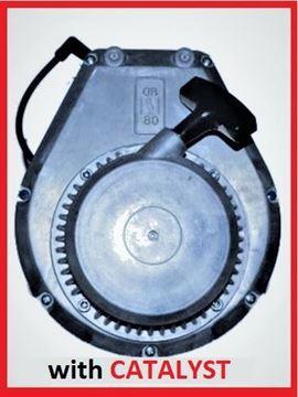 Bild von kompletter Motor für Wacker Neuson WM80 mit Katalysator  - für Serie ab Baujahr 2010 für BS50-2 BS60-2 BS70-2 - ersetzt die Original-Referenznummer 018xxxx WM80