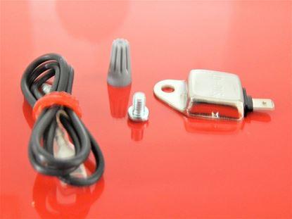 Zünd Kabel ignition lead 36cm passend für Stihl 009 010 011 012 015
