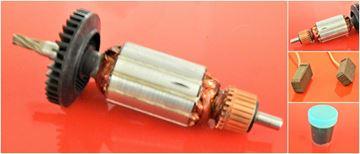 Изображение ротор арматуры Bosch GGS 27 LC GGS27LC GGS27 заменить происхождение / комплект для технического обслуживания ремонтный комплект высокого качества / угольные щетки и смазка БЕСПЛАТНО