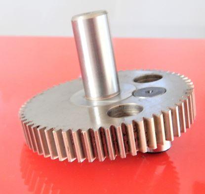 Image de převod ozubené kolo Bosch GSH11 E GSH10 C nahradí 1616317045 mazivo GRATIS
