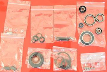 Immagine di Kit di riparazione per Hilti TE15-C TE15C Guarnizioni per cuscinetti a sfera Guarnizioni O-ring O-ring Bielle Spazzole in carbonio Set di manutenzione del kit di riparazione per il riempimento dell'olio