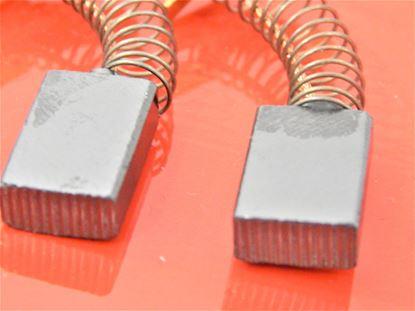 Imagen de uhlíky Makita HR 2450 HR2450 vrtací kladivo - kohlebürsten carbon brushes balais de charbon escobillas de carbón угольные щетки szénkefék