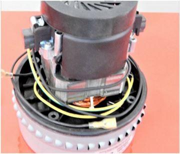 Obrázek Sací motor turbína vysavač Milwaukee ASE 1400 ASE1400 nahradí original suP