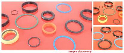 Imagen de těsnění těsnící sada sealing kit pro válec pístnice hydraulické ruky do Hitachi EX220-3 EX220LC-3 (75989)
