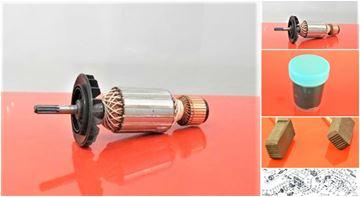 Obrázek kotva rotor armature pro HILTI DD 250 -E DD 250-E nahradí originál - anker armadura armatura Reparatursatz Wartungssatz service repair kit