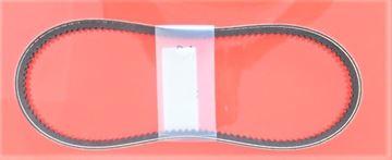 Immagine di cinghia dentata a cinghia trapezoidale per piastra vibrante Wacker Neuson DPU3060HE DPU3070H DPU3050HE DPU2560H DPU2540H DPU2550H sostituire origine
