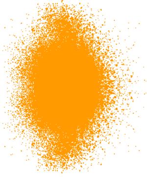 Obrázek rever barva sprej žlutá tmavá sprej 400ml je včetně ochrany proti korozi pro