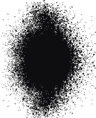 Obrázek rever barva černá 400ml sprej pro suP