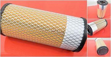 Obrázek vzduchový filtr nahradí  Kubota TC 020-16320 TO 270-1632-0 New Holland 72280475 Hifi SA16322 SA 16322 OEM kvalita