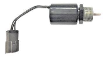 Obrázek Magnet cívka pro motor Mitsubishi L3E S3L S4L-3 je 3-pólový Schaeff Terex HR13 a další