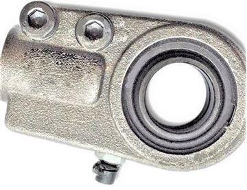 Obrázek hydraulická kloubová hlavice pro bagr nakladač stavební stroj WGAS30 přitahovací závit těžké provedení gelenkkopf