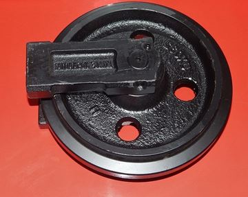 Image de roue folle Idler minipelle pour Kubota KX71-3 KX61-3 U25-3 U27-4 KX71.3 KX61.3 U25.3 U27.4 KX71/3 KX61/3 U25/3 U27/4