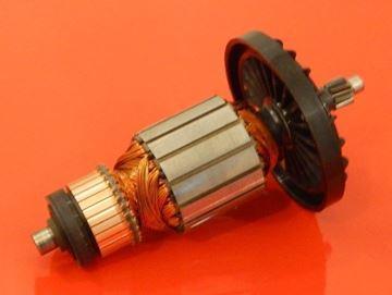 Изображение ротор якоря DUSS P60 P-60 оригинальный DUSS новый / обслуживание высокое качество ремонтный комплект / обслуживание высокое качество ремонтный комплект / угольные щетки и бесплатная смазка